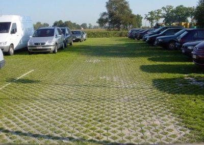 Grasbetontegel Maasmechelen