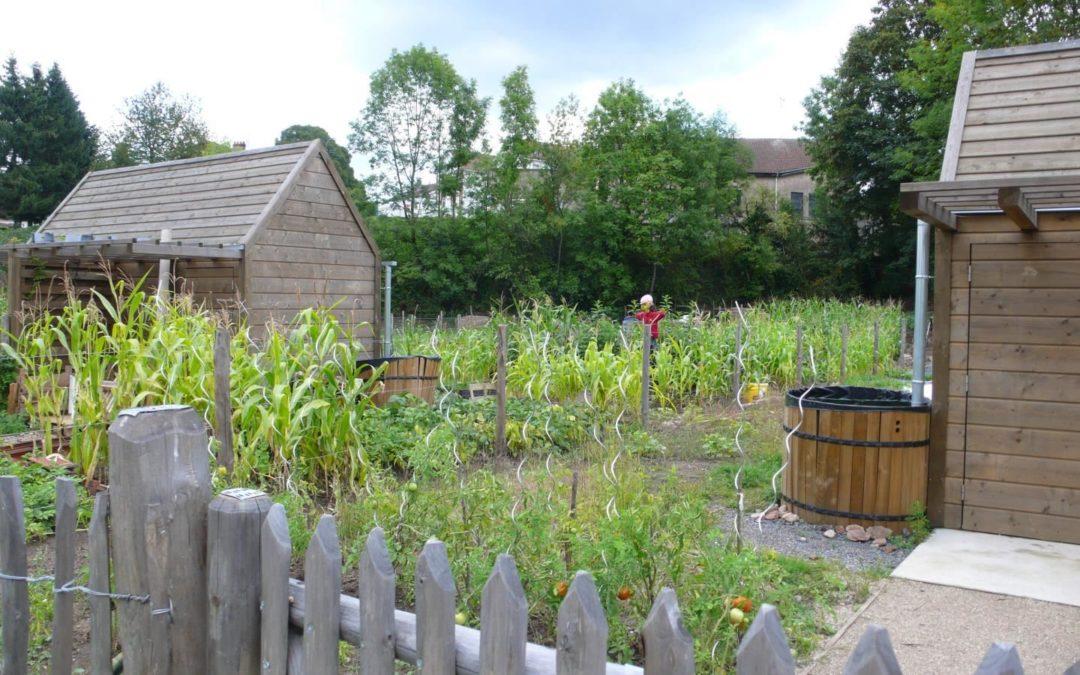 Création de jardin dans les Vosges