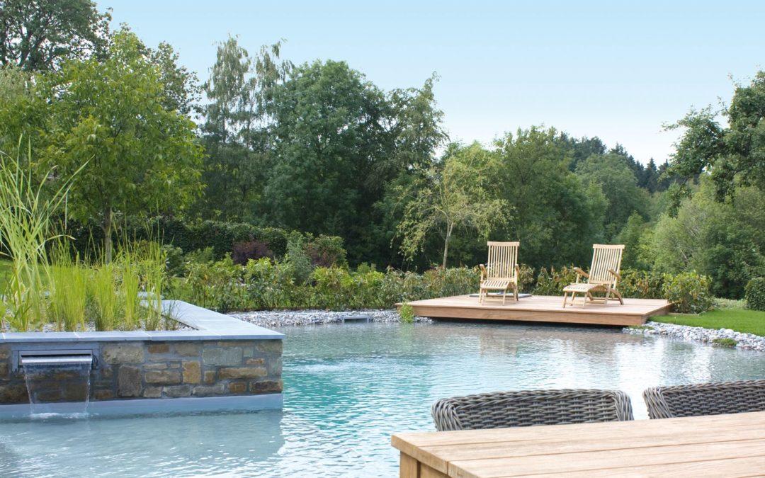 Création de piscine à Saint-Dié