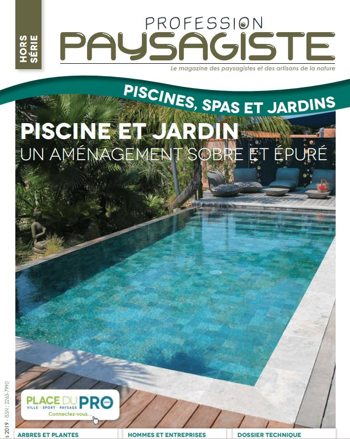 magazine Profession Paysagiste