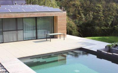 Aménagement de piscine dans les Vosges